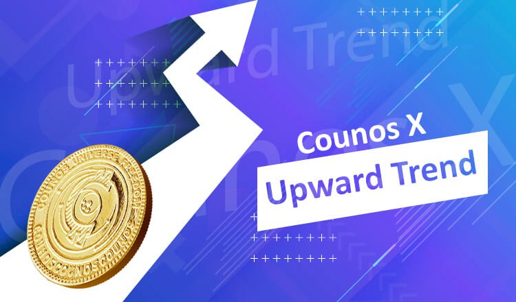 Counos X Continues Its Upward Trend