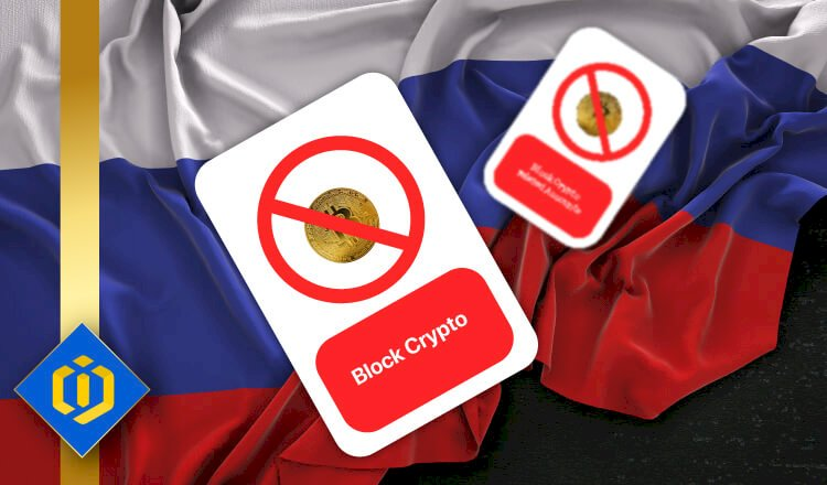 Banks in Russia Allowed to Block Crypto Accounts