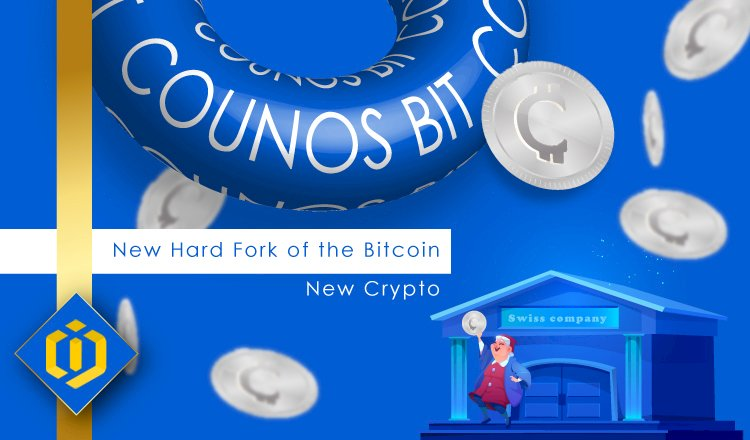 Counos Bit New Hard Fork of Bitcoin  Will Enter the Market