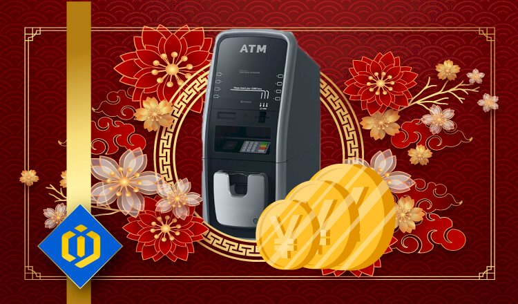 First Digital Yuan ATMs Launched in China