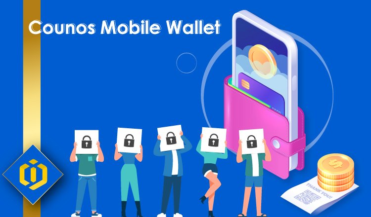 Latest Update of Counos Mobile Wallet