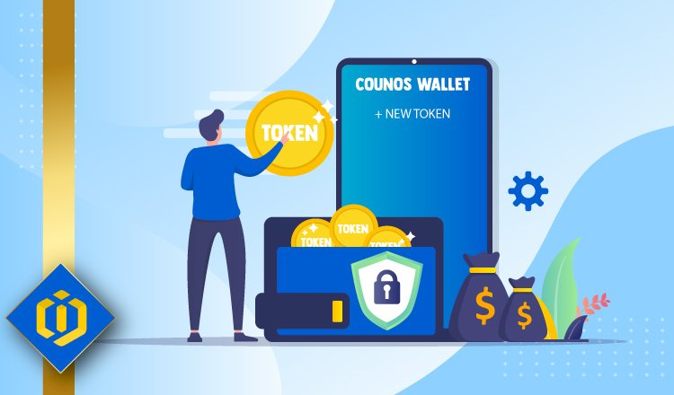 Counos Mobile Wallet Supports More Tokens