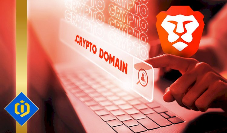 Brave Browser Now Supports .Crypto Website Domains