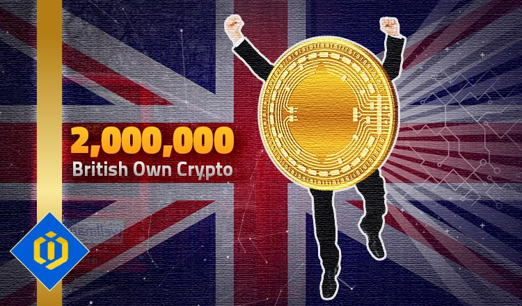 2 Million People in UK Own Crypto