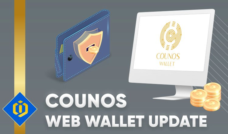 Send Crypto Like a Pro with Counos Web Wallet