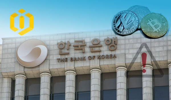 Likely Pressure on Digital Currencies, Warned South Korea Central Bank