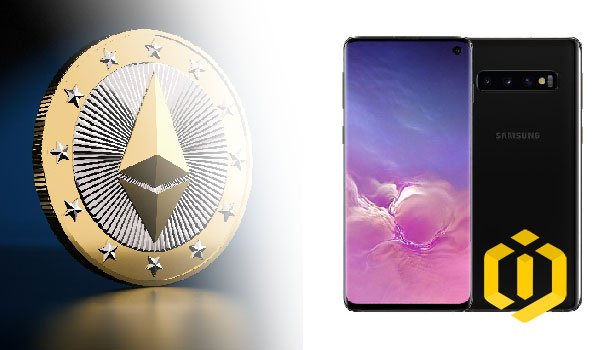 Samsung's Galaxy S10 Cryptocurrency Wallet without Bitcoin