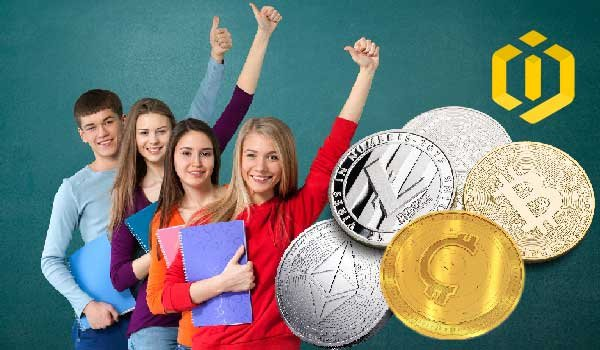 Students and Entering the World of Cryptocurrencies