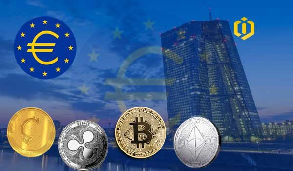 European Central Bank and New Claims about Cryptocurrencies