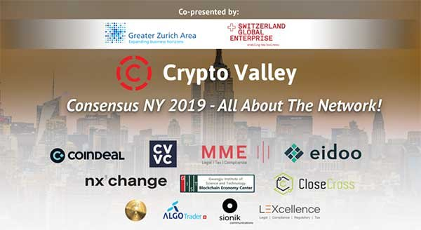 Counos at 2019 consensus conference