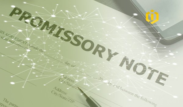 Blockchain and New Solutions for Promissory Notes