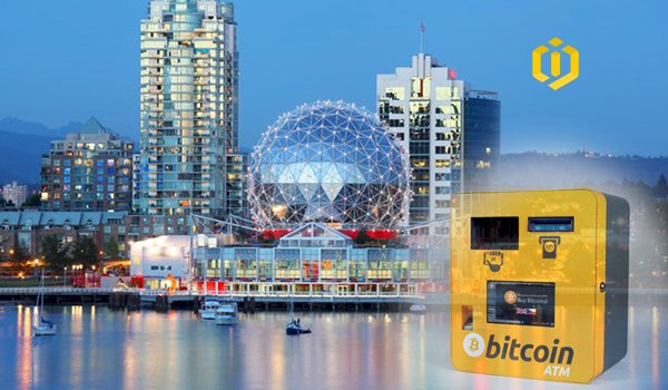 Vancouver Launched Its First Bitcoin ATM, but Its Mayor Wants to Ban Them