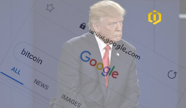 Bitcoin Is More Searched Than Donald Trump in Google