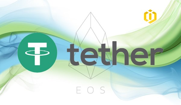 Tether Stablecoin Is Offered on EOS