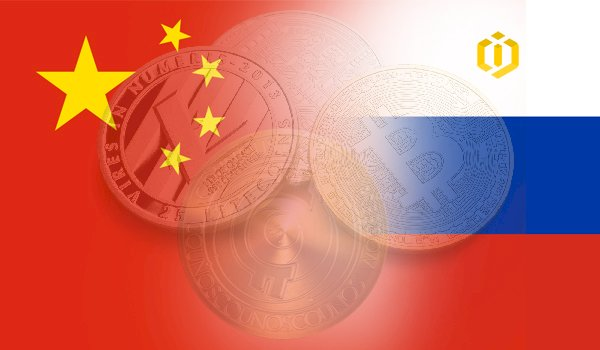 Millions of Dollars' Worth of Cryptocurrencies Are Being Traded Between China and Russia Each Day; Mostly in the Form of Tether